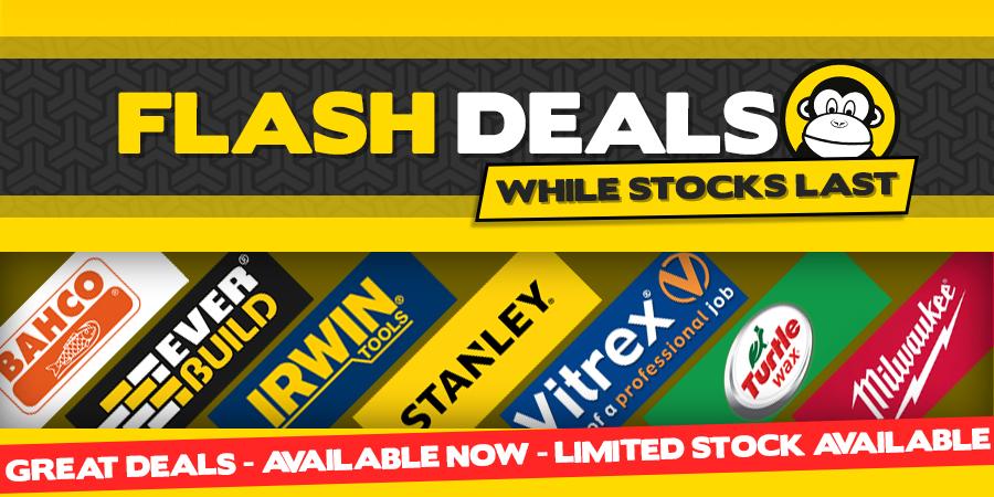 Amazing Flash Deals - While Stocks Last!