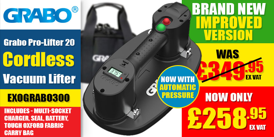 Brand New Grabo Pro - Available Now!