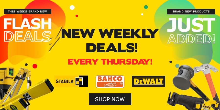 Brand New Weekly Deals!